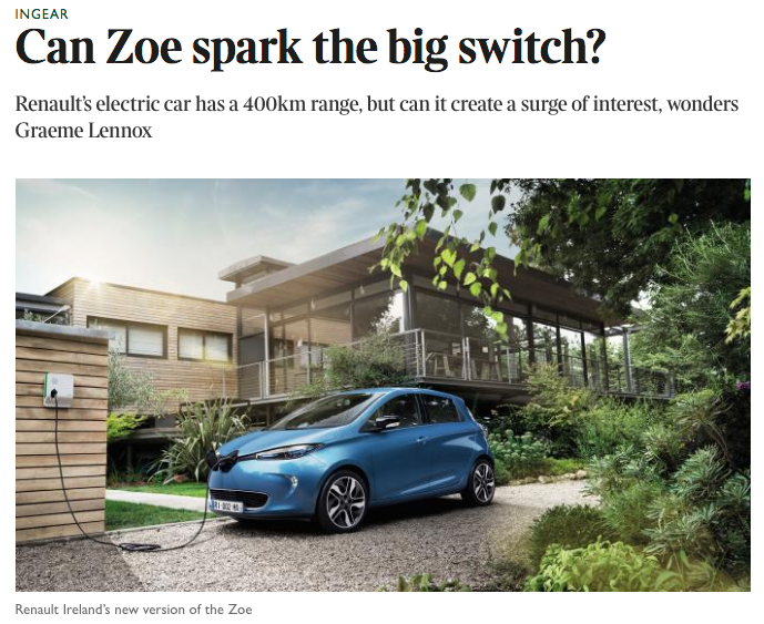 Stanford Professor Predicts That All Electric Cars By