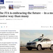 How the JTA is embracing the future