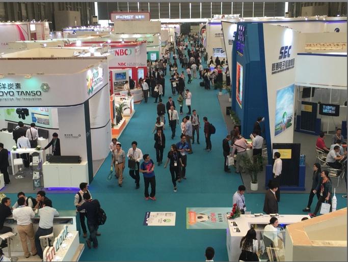 SNEC Solar Expo 2015