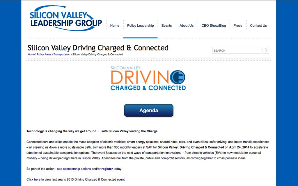 Silicon Valley Driving Charged and Connected - Tony Seba