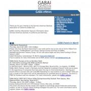 GABA NoCal