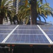 Portable Solar PV - San Francisco (Copyright @2010 by Tony Seba)