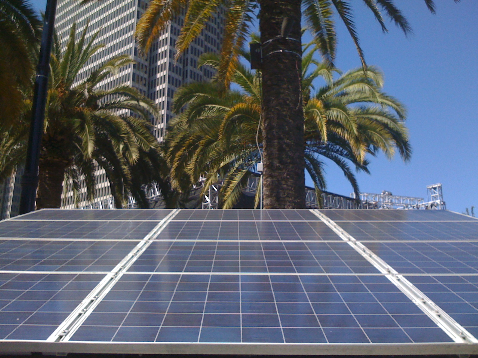 Solar PV San Francisco - Copyright Tony Seba