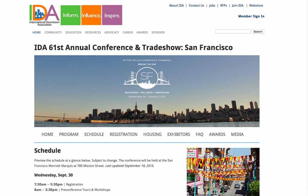 IDA 61st Annual Conference & Tradeshow
