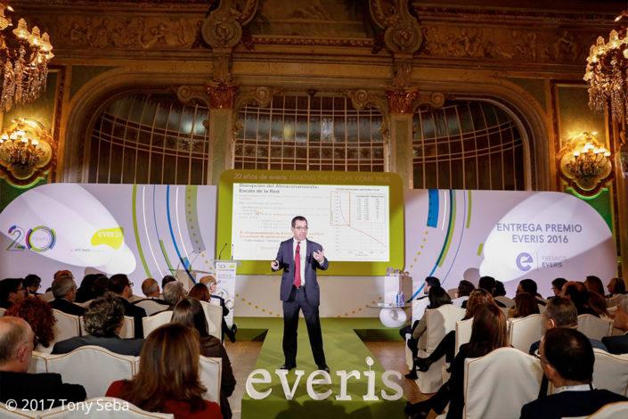 20 Years of Everis, Madrid (December 1st, 2016)