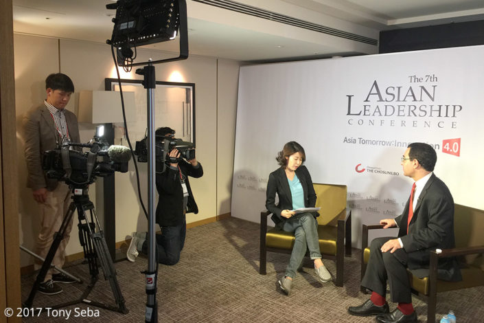 The 7th Asian Leadership Conference, Seoul (May, 2016)