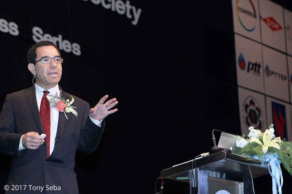 PTIT 30th Anniversary Keynote, Bangkok Thailand (May, 2016)