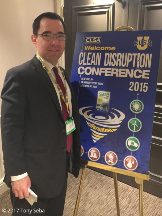 Clean Disruption Conference (2015)
